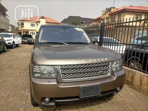 Land Rover Range Rover Vogue 2011 Brown | Cars for sale in Lagos State, Ikeja