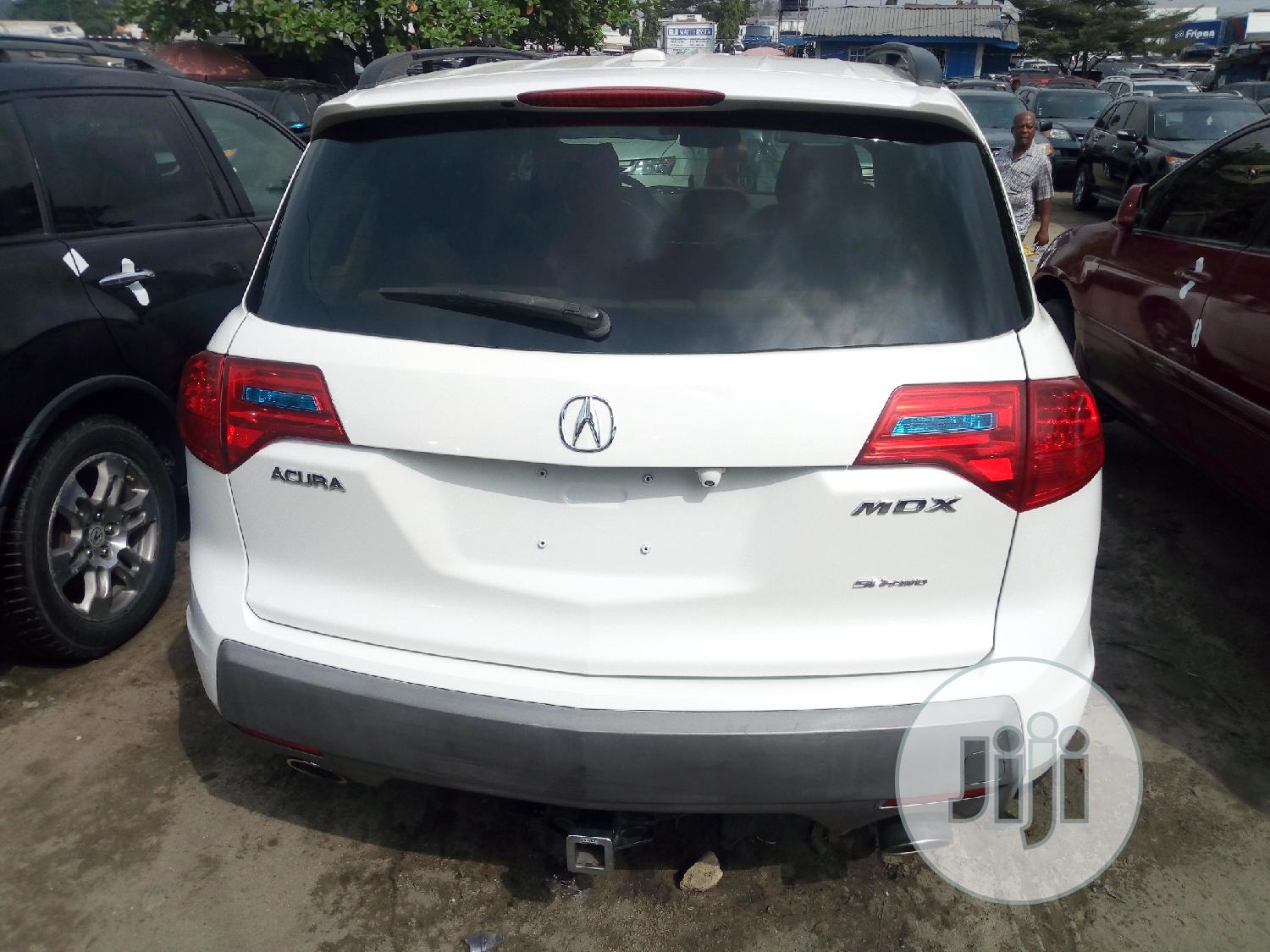 Acura MDX 2008 White | Cars for sale in Amuwo-Odofin, Lagos State, Nigeria