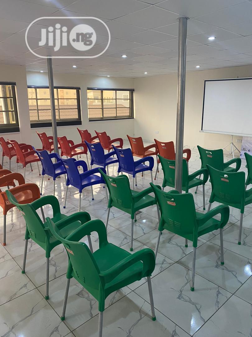 Archive: Training Hall for Rent in Oniru/V.I