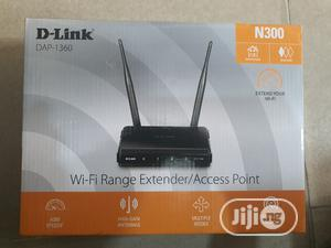 Dlink Range Extender Dap 1360 | Networking Products for sale in Lagos State, Ikeja
