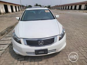 Honda Accord 2009 2.4 EX White   Cars for sale in Lagos State, Ajah
