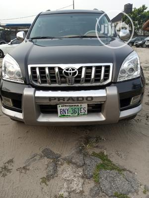 Toyota Land Cruiser Prado 2006 GX LIMITED Black   Cars for sale in Rivers State, Port-Harcourt