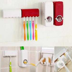 Toothpaste and Toothbrush Holder | Home Accessories for sale in Lagos State, Lagos Island (Eko)
