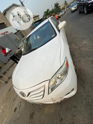 Toyota Camry 2008 3.5 LE White | Cars for sale in Lagos State, Isolo