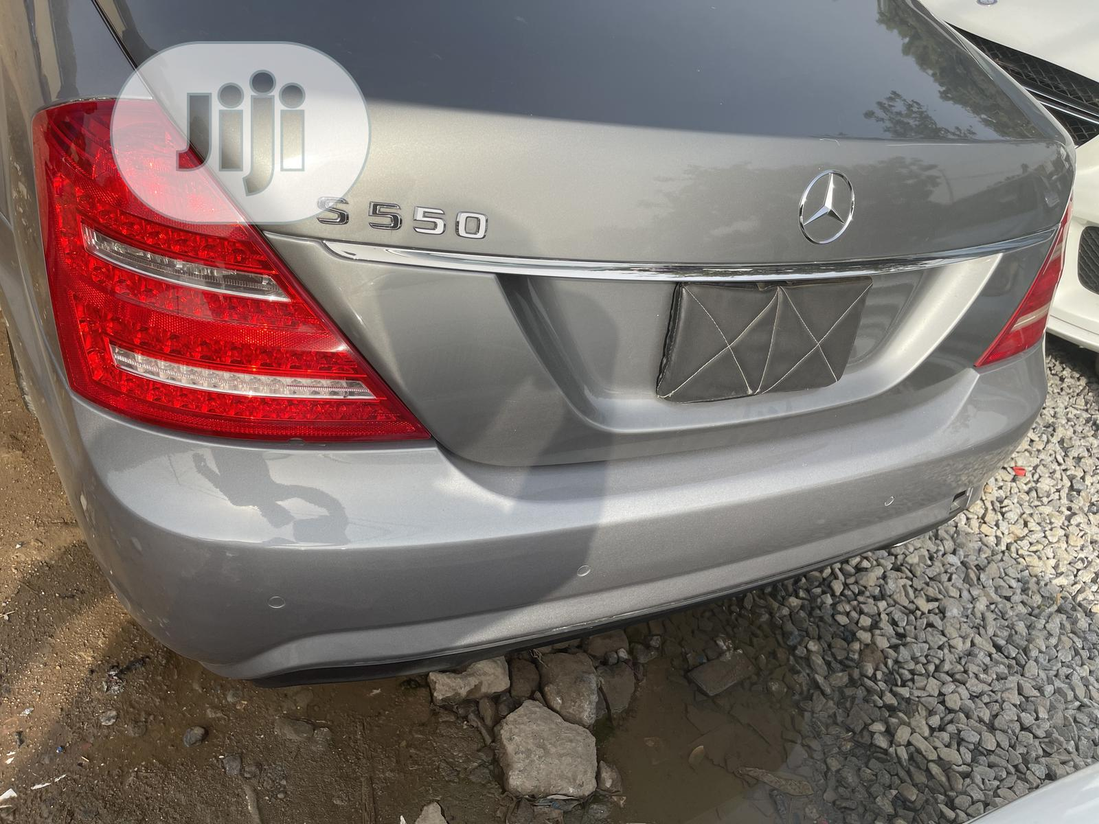 Mercedes-Benz S Class 2010 Silver | Cars for sale in Central Business Dis, Abuja (FCT) State, Nigeria