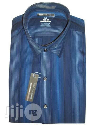 Archive: Van Heusen _studio Slim Fit Shirt Size L