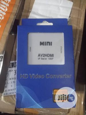 Av2hdmi Converter Mini | TV & DVD Equipment for sale in Lagos State, Lekki