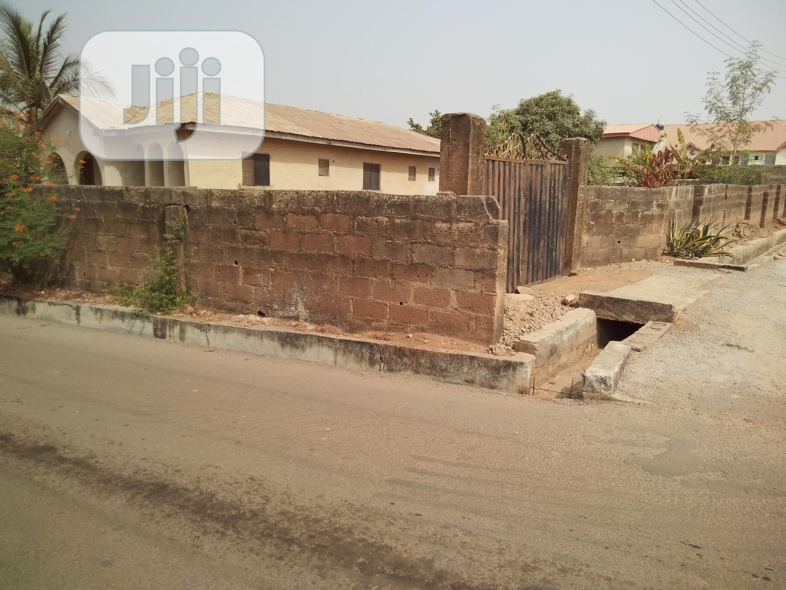 3 Bedroom Bongalow on a 2 Plot of Land | Land & Plots For Sale for sale in Ilorin East, Kwara State, Nigeria