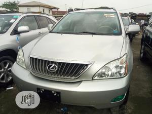 Lexus RX 2008 350 Silver | Cars for sale in Lagos State, Amuwo-Odofin