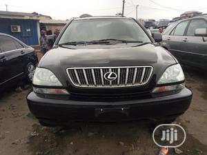 Lexus RX 2002 Black   Cars for sale in Lagos State, Amuwo-Odofin