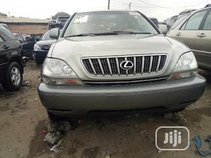 Lexus RX 2002 Gray | Cars for sale in Lagos State, Amuwo-Odofin