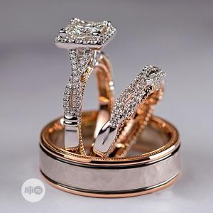 Silver Wedding Ring Set   Wedding Wear & Accessories for sale in Abuja (FCT) State, Mpape
