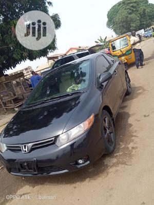 Honda Civic 2008 1.8 Sport Black   Cars for sale in Kwara State, Offa