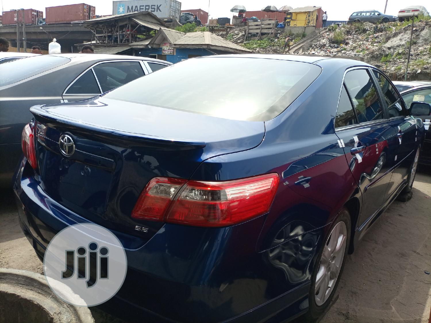 Toyota Camry 2009 Blue   Cars for sale in Apapa, Lagos State, Nigeria