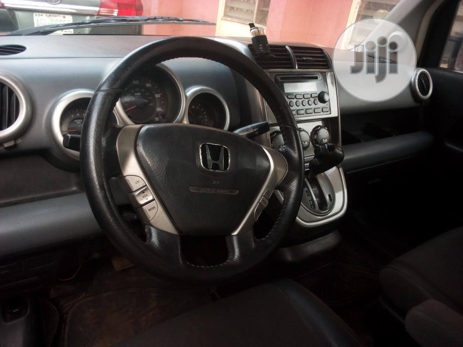 Archive: Honda Element 2005 LX Automatic Gray