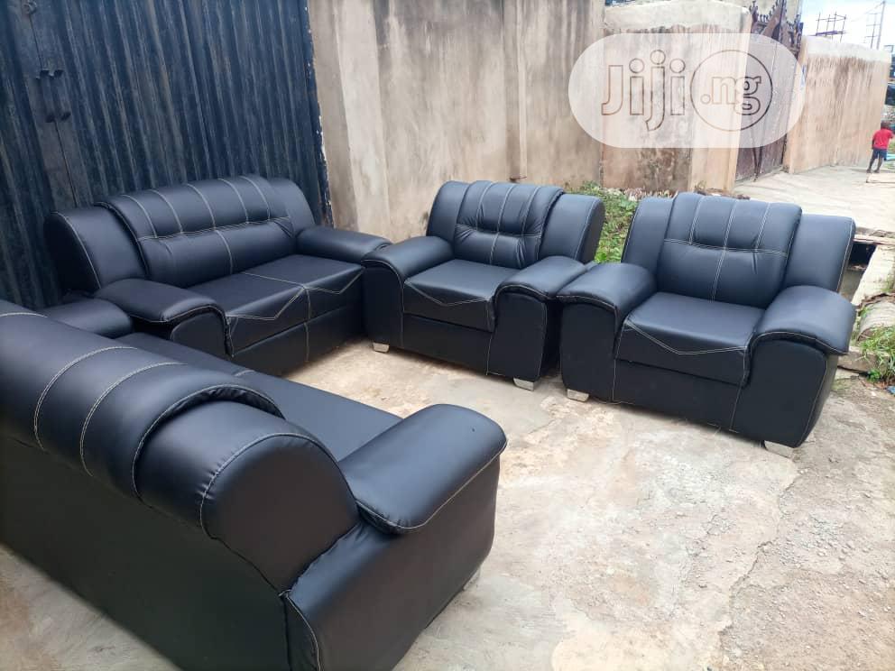 Fine Black Chair