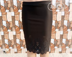 Short Black Skirt   Clothing for sale in Delta State, Ugheli