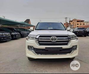 Toyota Land Cruiser 2020 4.0 V6 GXR White   Cars for sale in Lagos State, Amuwo-Odofin