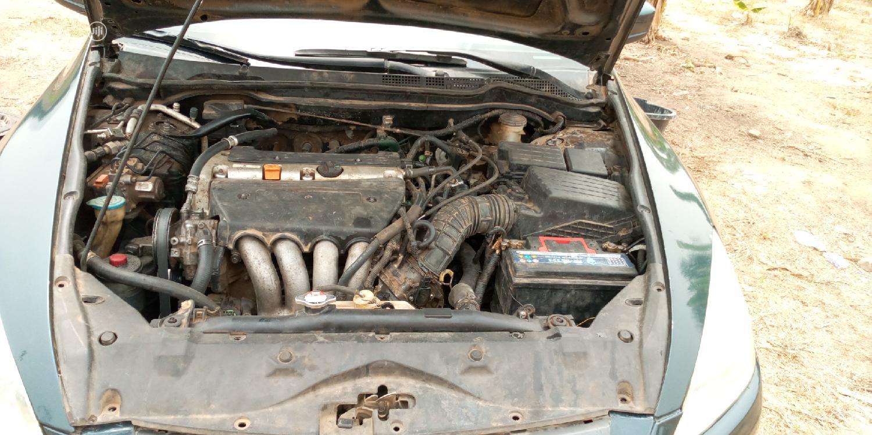 Honda Accord 2003 Automatic Gray | Cars for sale in Ado Ekiti, Ekiti State, Nigeria