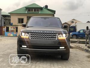 Land Rover Range Rover Vogue 2016 Gray | Cars for sale in Lagos State, Lekki