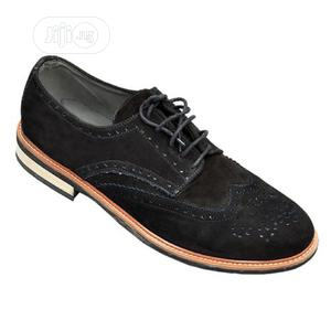 Men Italian Suede Leather Shoe Casual/Formal   Shoes for sale in Rivers State, Port-Harcourt