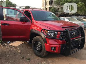 Toyota Tundra 2019 Red | Cars for sale in Lagos State, Isolo