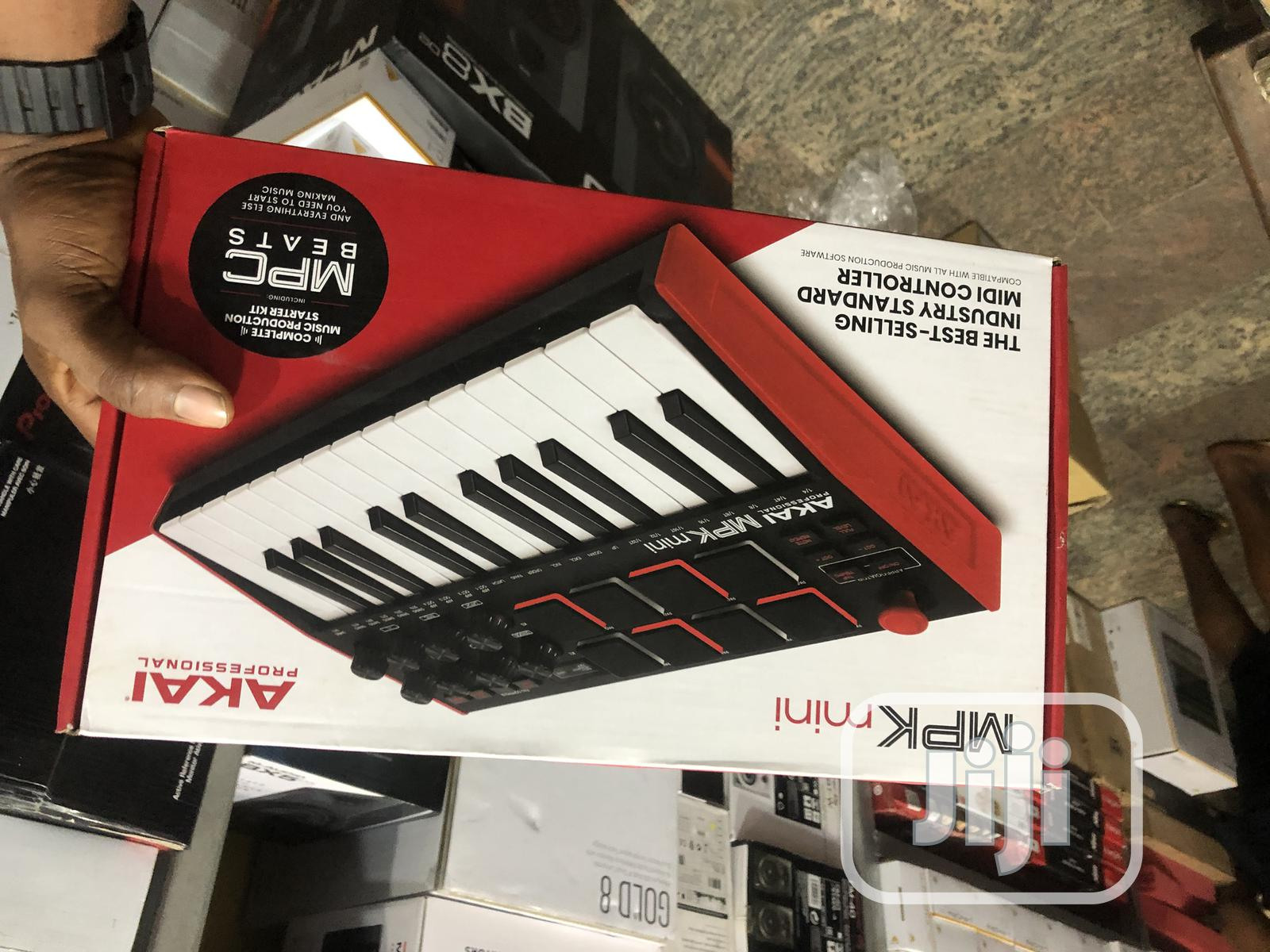 Akai Mpk Mini Keyboard