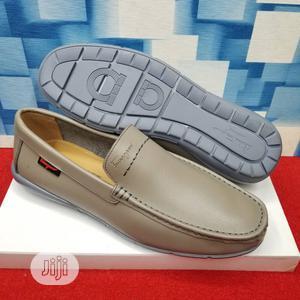 Salvatore Ferragamo Men Leather Loafers | Shoes for sale in Lagos State, Lagos Island (Eko)