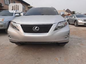 Lexus RX 2010 350 Silver | Cars for sale in Lagos State, Amuwo-Odofin