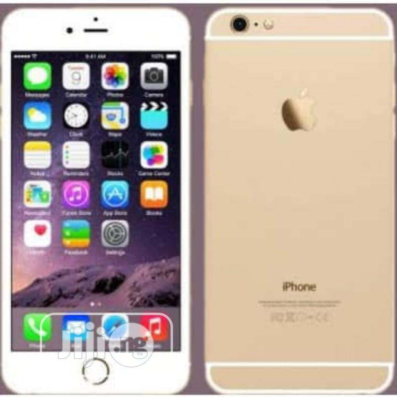 Apple iPhone 6 16 GB Gold | Mobile Phones for sale in Alimosho, Lagos State, Nigeria
