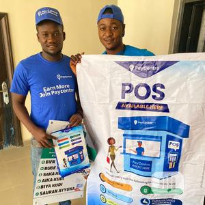 Paycentre MPOS Machine for Sale | Tax & Financial Services for sale in Abuja (FCT) State, Dutse-Alhaji