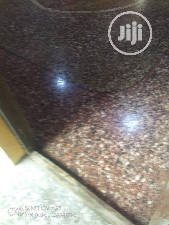Terrazzo and Marble Floor Restorartion
