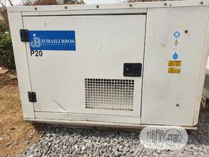Very Clean 20kva Soundproof Perkins Diesel Generator | Electrical Equipment for sale in Abuja (FCT) State, Galadimawa