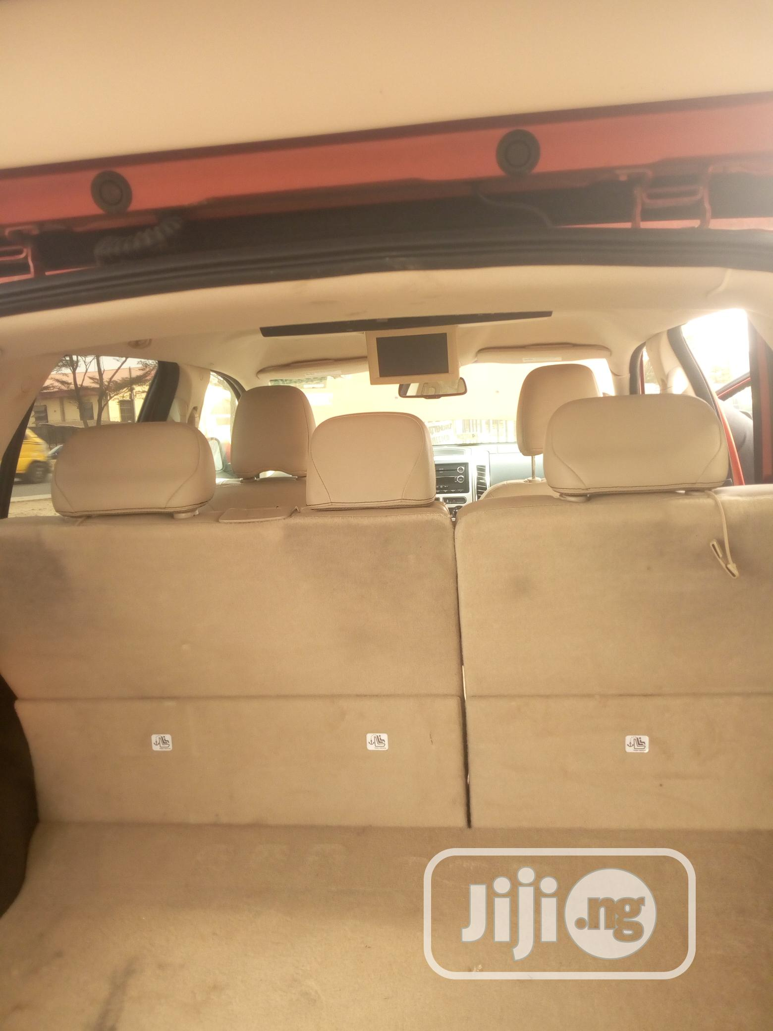 Ford Edge 2008 Red   Cars for sale in Alimosho, Lagos State, Nigeria