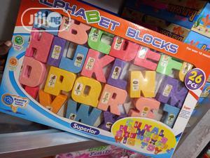 Kids Alphabet Blocks | Toys for sale in Lagos State, Apapa