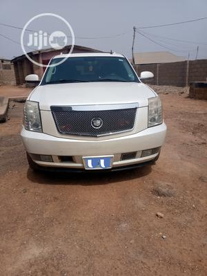 Cadillac Escalade 2007 White | Cars for sale in Kwara State, Ilorin South