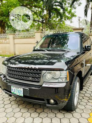 Land Rover Range Rover Vogue 2011 Black | Cars for sale in Lagos State, Ikoyi