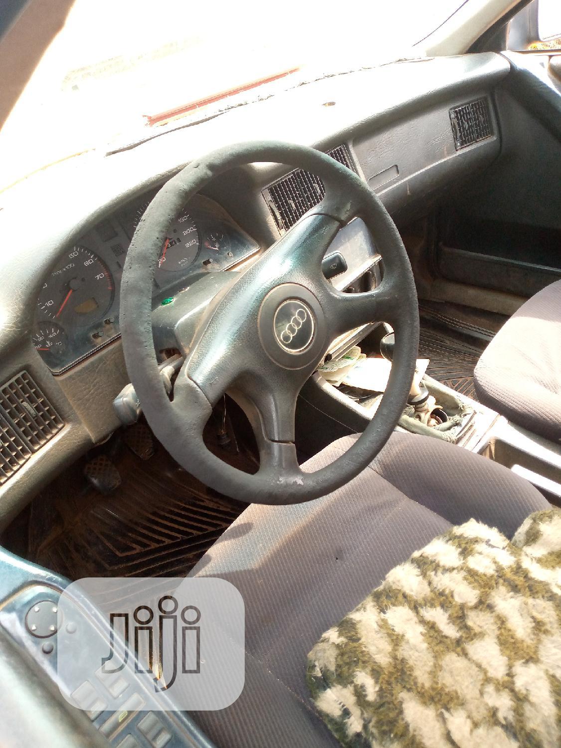 Archive: Audi S2 1995 Black