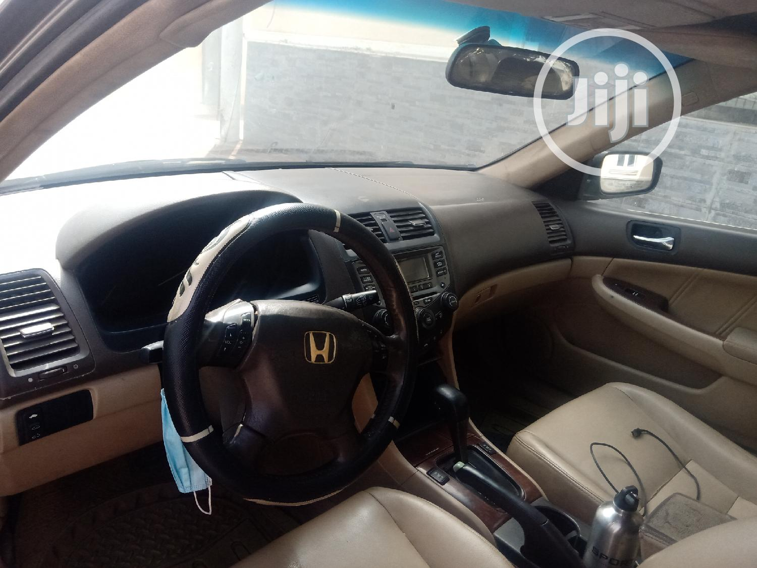 Honda Accord 2005 2.4 Type S Automatic Gray | Cars for sale in Gwarinpa, Abuja (FCT) State, Nigeria
