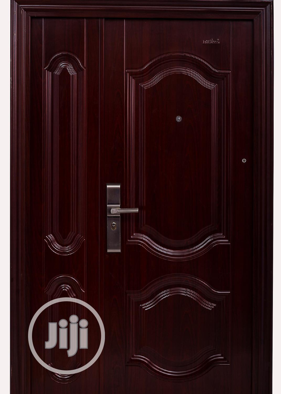 Front Entrance Steel Door