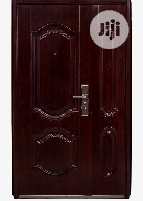 Front Entrance Steel Door | Doors for sale in Warri, Delta State, Nigeria