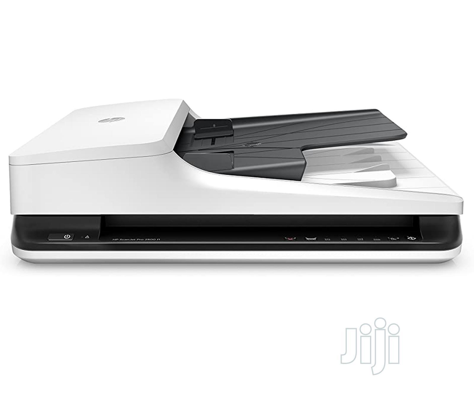 Hp Scanjet Pro 2500 F1 | Printers & Scanners for sale in Lagos Island (Eko), Lagos State, Nigeria