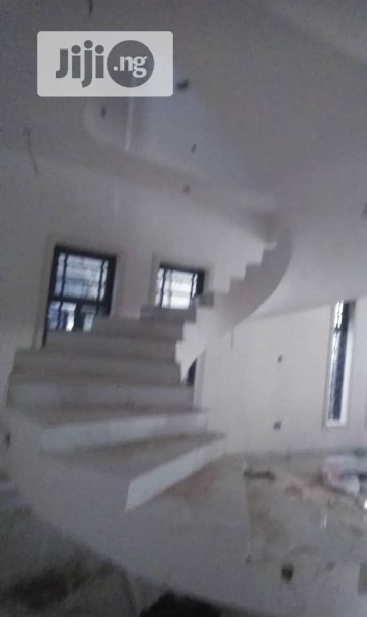 Archive: 5 Bedrooms Detached Duplex With Bq in Omole Phase1