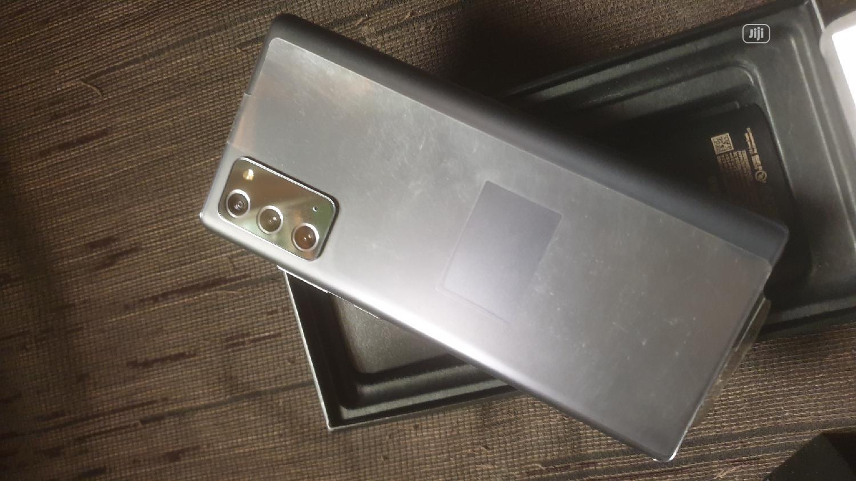 Archive: New Samsung Galaxy Note 20 5G 128GB Black