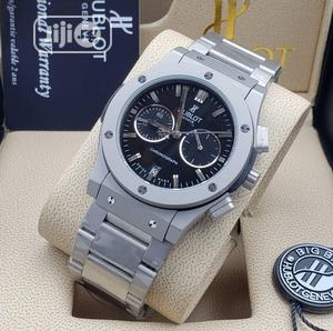 Silver Hublot Wristwatch | Watches for sale in Lagos State, Ikeja