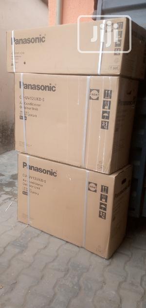 Original Panasonic Air Conditioner 1.5hp Split Unit   Home Appliances for sale in Lagos State, Lekki