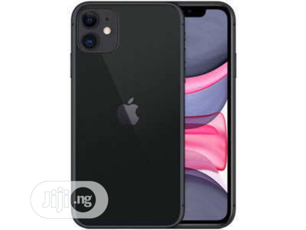 Apple iPhone 11 64 GB Black | Mobile Phones for sale in Alimosho, Lagos State, Nigeria
