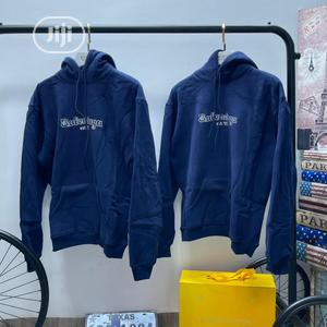 High Quality Blue Balenciaga Hoodies for Men | Clothing for sale in Lagos State, Magodo