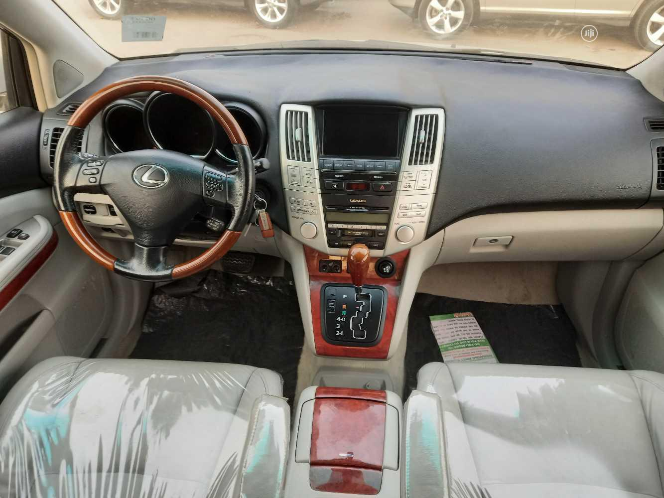 Lexus RX 2005 Gold | Cars for sale in Apapa, Lagos State, Nigeria
