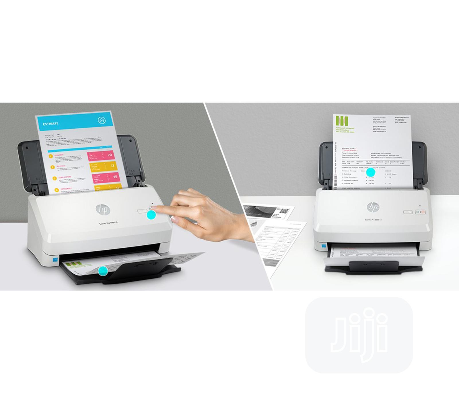Hp Scanjet Pro 3000 S4   Printers & Scanners for sale in Lagos Island (Eko), Lagos State, Nigeria